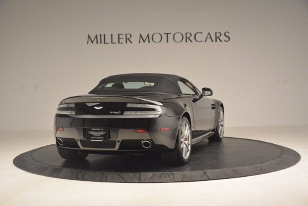 Used 2012 Aston Martin V8 Vantage S Roadster for sale Sold at Pagani of Greenwich in Greenwich CT 06830 19