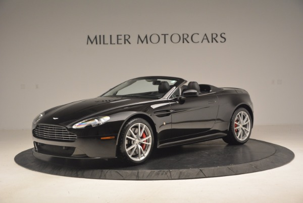 Used 2012 Aston Martin V8 Vantage S Roadster for sale Sold at Pagani of Greenwich in Greenwich CT 06830 2