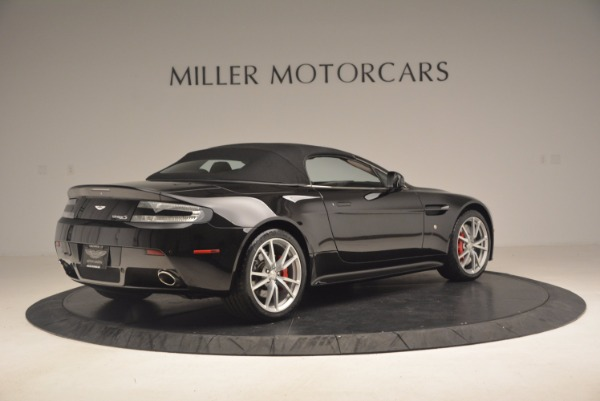 Used 2012 Aston Martin V8 Vantage S Roadster for sale Sold at Pagani of Greenwich in Greenwich CT 06830 20