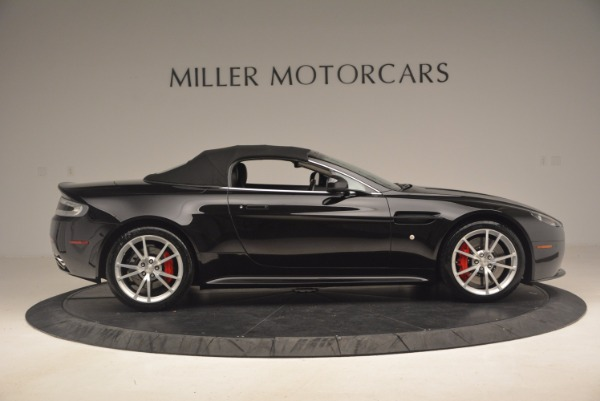 Used 2012 Aston Martin V8 Vantage S Roadster for sale Sold at Pagani of Greenwich in Greenwich CT 06830 21