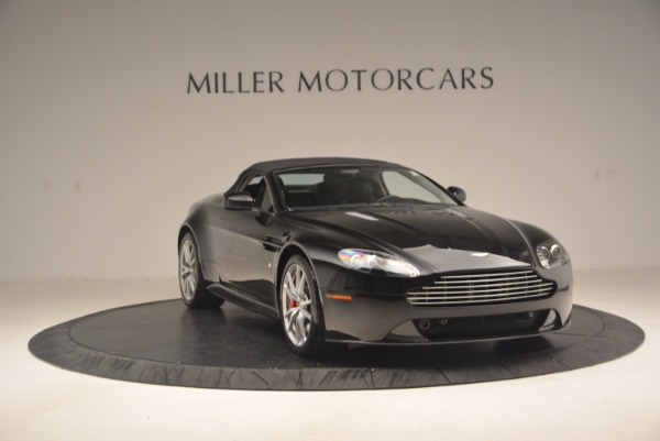 Used 2012 Aston Martin V8 Vantage S Roadster for sale Sold at Pagani of Greenwich in Greenwich CT 06830 23