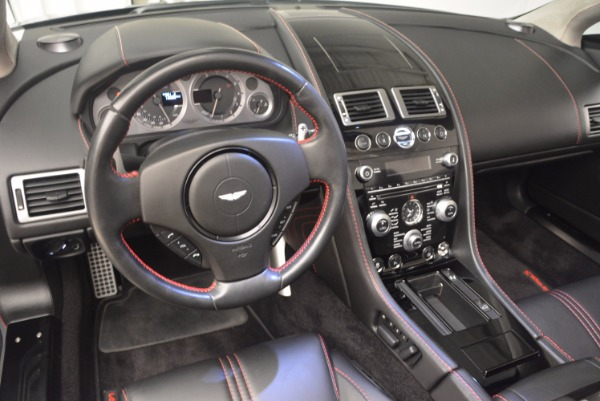 Used 2012 Aston Martin V8 Vantage S Roadster for sale Sold at Pagani of Greenwich in Greenwich CT 06830 26