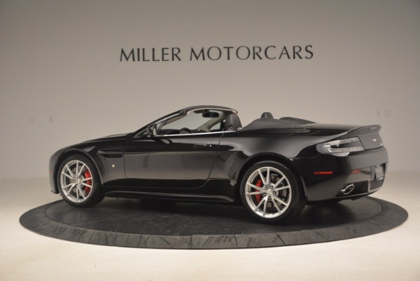 Used 2012 Aston Martin V8 Vantage S Roadster for sale Sold at Pagani of Greenwich in Greenwich CT 06830 4
