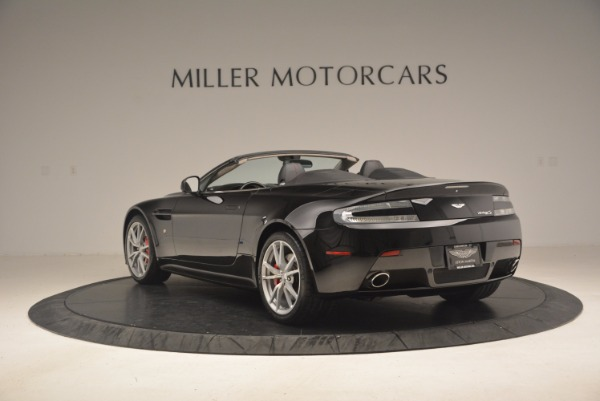Used 2012 Aston Martin V8 Vantage S Roadster for sale Sold at Pagani of Greenwich in Greenwich CT 06830 5