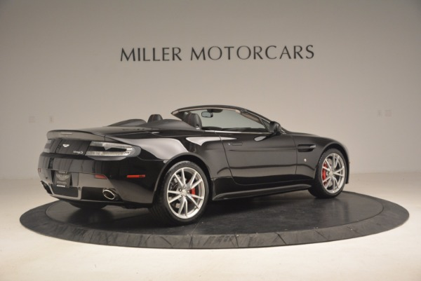 Used 2012 Aston Martin V8 Vantage S Roadster for sale Sold at Pagani of Greenwich in Greenwich CT 06830 8