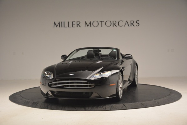Used 2012 Aston Martin V8 Vantage S Roadster for sale Sold at Pagani of Greenwich in Greenwich CT 06830 1