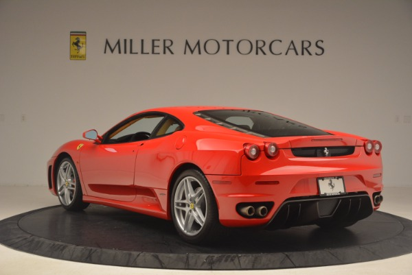 Used 2005 Ferrari F430 for sale Sold at Pagani of Greenwich in Greenwich CT 06830 5