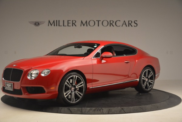 Used 2013 Bentley Continental GT V8 for sale Sold at Pagani of Greenwich in Greenwich CT 06830 2