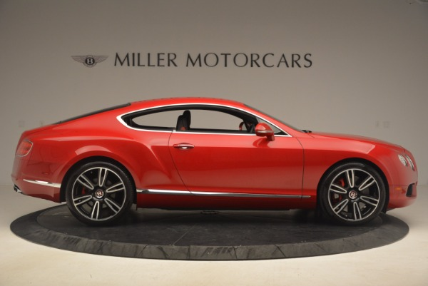 Used 2013 Bentley Continental GT V8 for sale Sold at Pagani of Greenwich in Greenwich CT 06830 9