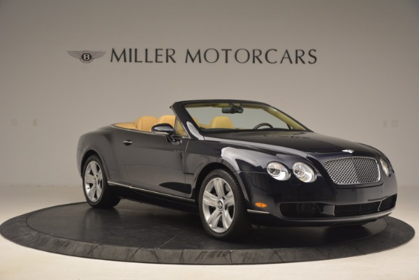 Used 2007 Bentley Continental GTC for sale Sold at Pagani of Greenwich in Greenwich CT 06830 11