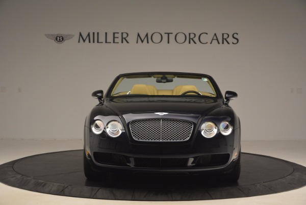 Used 2007 Bentley Continental GTC for sale Sold at Pagani of Greenwich in Greenwich CT 06830 12