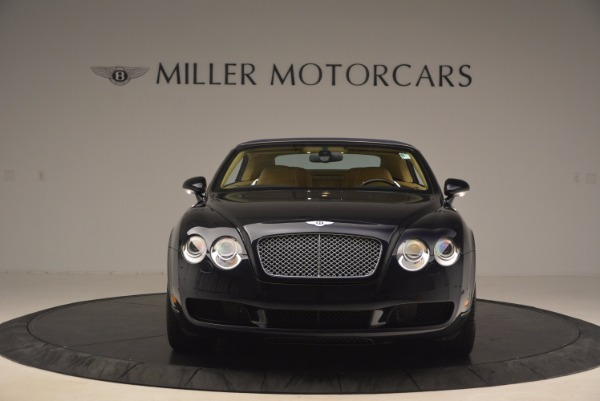 Used 2007 Bentley Continental GTC for sale Sold at Pagani of Greenwich in Greenwich CT 06830 13