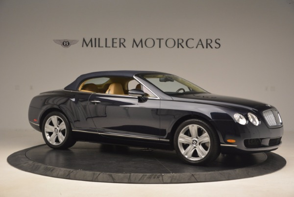 Used 2007 Bentley Continental GTC for sale Sold at Pagani of Greenwich in Greenwich CT 06830 24