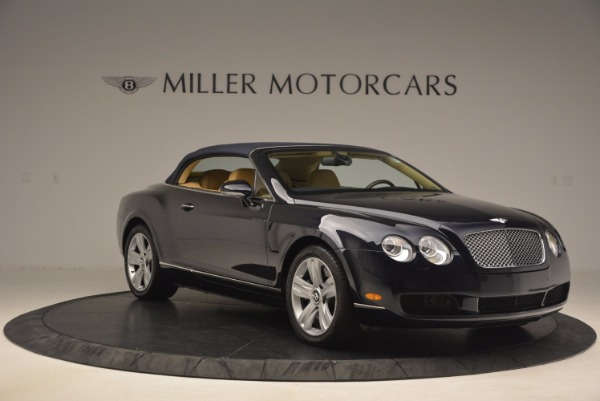 Used 2007 Bentley Continental GTC for sale Sold at Pagani of Greenwich in Greenwich CT 06830 25