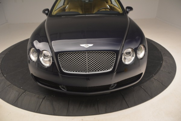 Used 2007 Bentley Continental GTC for sale Sold at Pagani of Greenwich in Greenwich CT 06830 26