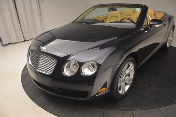 Used 2007 Bentley Continental GTC for sale Sold at Pagani of Greenwich in Greenwich CT 06830 27