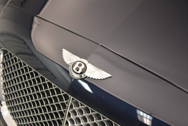 Used 2007 Bentley Continental GTC for sale Sold at Pagani of Greenwich in Greenwich CT 06830 28