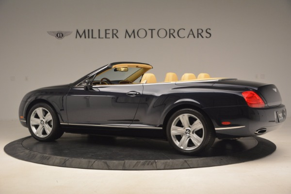 Used 2007 Bentley Continental GTC for sale Sold at Pagani of Greenwich in Greenwich CT 06830 4