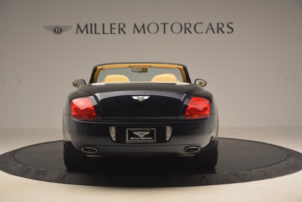 Used 2007 Bentley Continental GTC for sale Sold at Pagani of Greenwich in Greenwich CT 06830 6