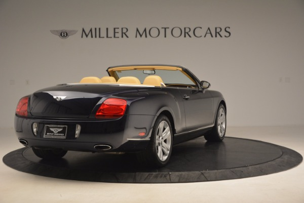 Used 2007 Bentley Continental GTC for sale Sold at Pagani of Greenwich in Greenwich CT 06830 7
