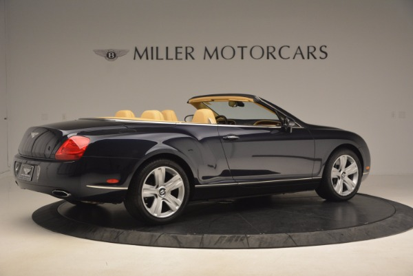 Used 2007 Bentley Continental GTC for sale Sold at Pagani of Greenwich in Greenwich CT 06830 8
