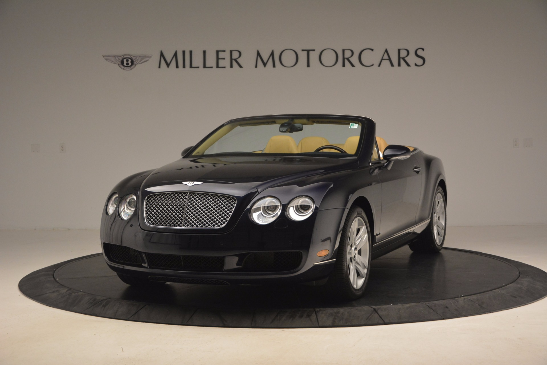 Used 2007 Bentley Continental GTC for sale Sold at Pagani of Greenwich in Greenwich CT 06830 1