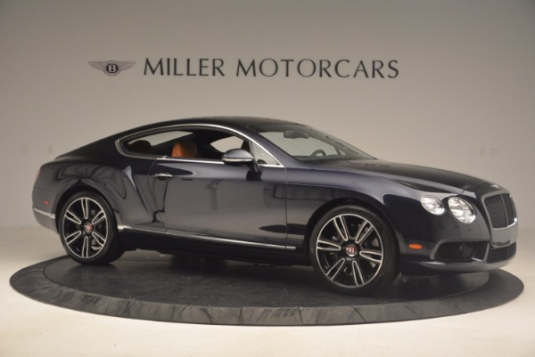 Used 2014 Bentley Continental GT V8 for sale Sold at Pagani of Greenwich in Greenwich CT 06830 10