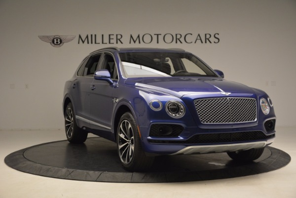 New 2017 Bentley Bentayga for sale Sold at Pagani of Greenwich in Greenwich CT 06830 11