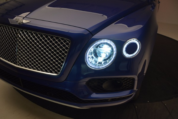 New 2017 Bentley Bentayga for sale Sold at Pagani of Greenwich in Greenwich CT 06830 18