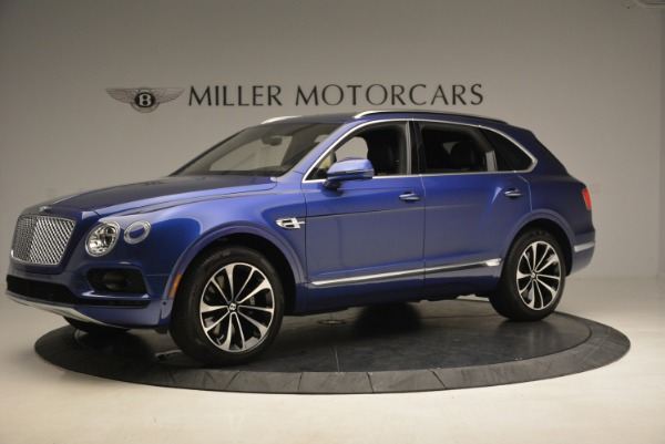 New 2017 Bentley Bentayga for sale Sold at Pagani of Greenwich in Greenwich CT 06830 2