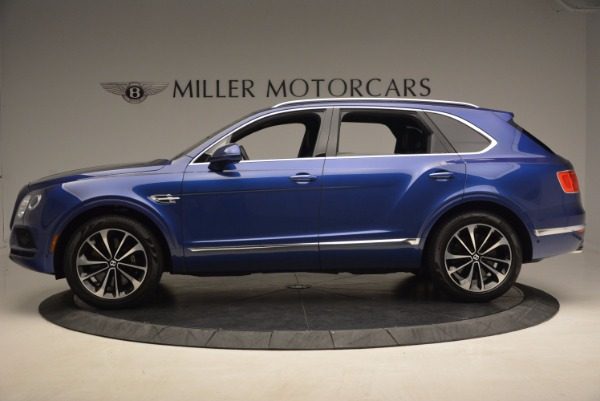New 2017 Bentley Bentayga for sale Sold at Pagani of Greenwich in Greenwich CT 06830 3