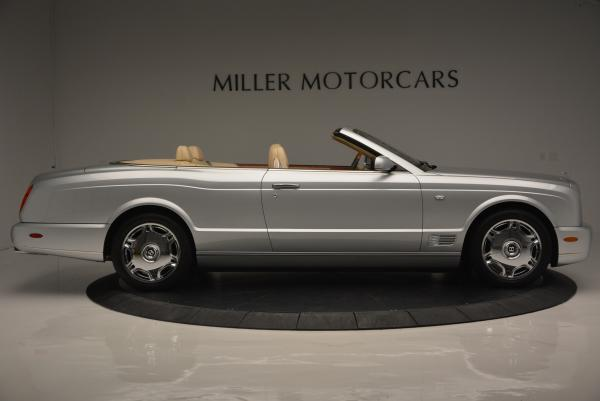 Used 2008 Bentley Azure for sale Sold at Pagani of Greenwich in Greenwich CT 06830 10