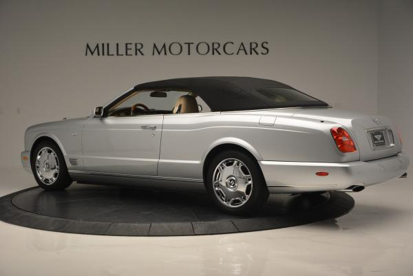 Used 2008 Bentley Azure for sale Sold at Pagani of Greenwich in Greenwich CT 06830 20