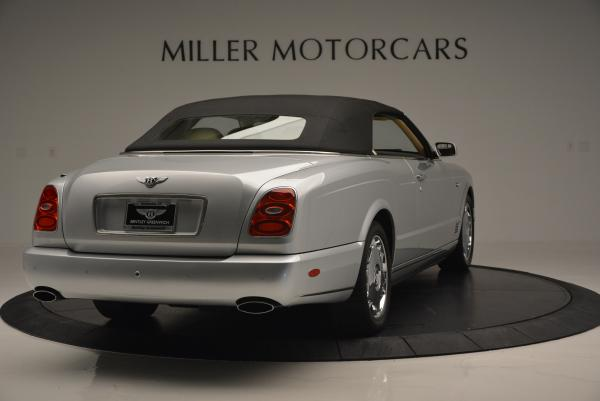 Used 2008 Bentley Azure for sale Sold at Pagani of Greenwich in Greenwich CT 06830 23