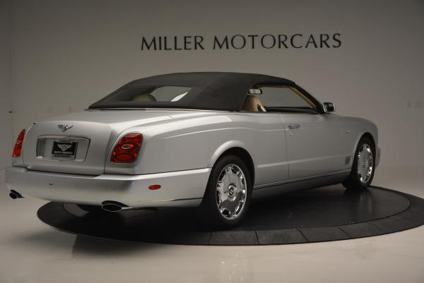 Used 2008 Bentley Azure for sale Sold at Pagani of Greenwich in Greenwich CT 06830 24