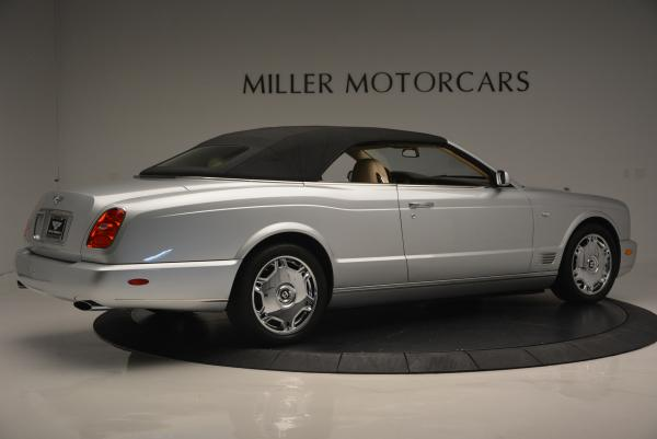 Used 2008 Bentley Azure for sale Sold at Pagani of Greenwich in Greenwich CT 06830 25