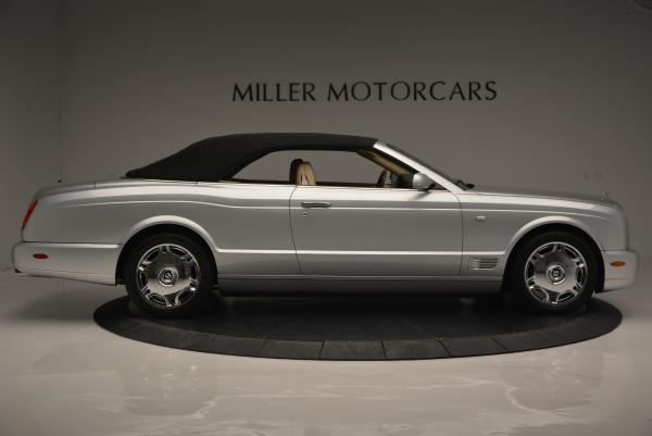 Used 2008 Bentley Azure for sale Sold at Pagani of Greenwich in Greenwich CT 06830 26