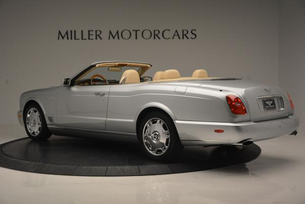 Used 2008 Bentley Azure for sale Sold at Pagani of Greenwich in Greenwich CT 06830 5