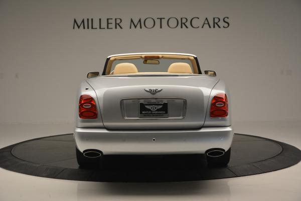 Used 2008 Bentley Azure for sale Sold at Pagani of Greenwich in Greenwich CT 06830 7