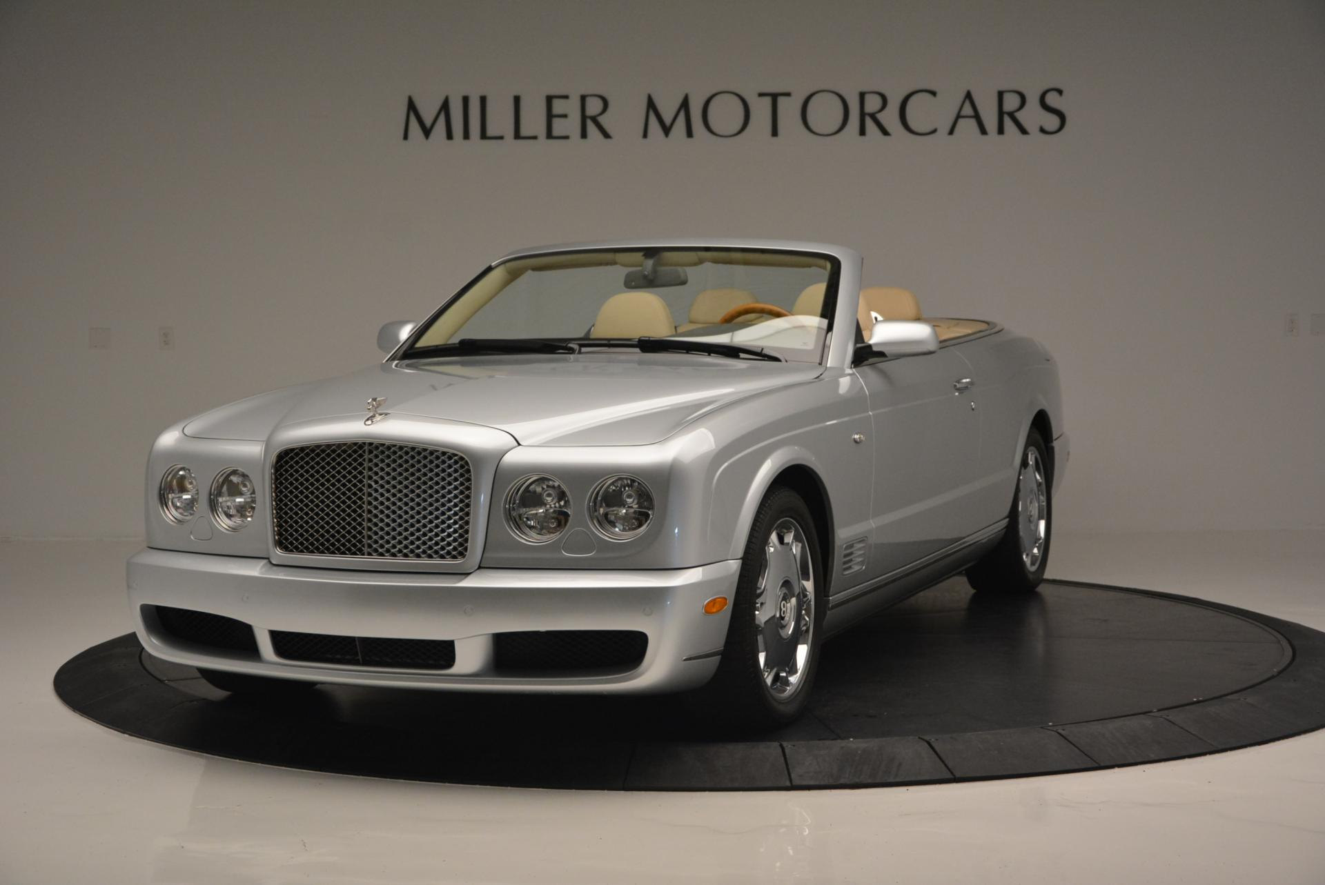Used 2008 Bentley Azure for sale Sold at Pagani of Greenwich in Greenwich CT 06830 1
