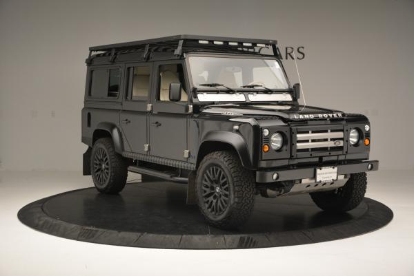 Used 1985 LAND ROVER Defender 110 for sale Sold at Pagani of Greenwich in Greenwich CT 06830 10