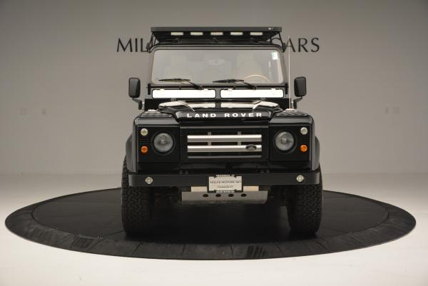 Used 1985 LAND ROVER Defender 110 for sale Sold at Pagani of Greenwich in Greenwich CT 06830 11