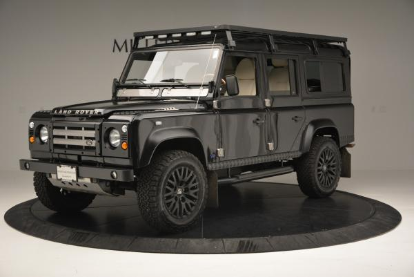 Used 1985 LAND ROVER Defender 110 for sale Sold at Pagani of Greenwich in Greenwich CT 06830 2