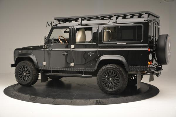 Used 1985 LAND ROVER Defender 110 for sale Sold at Pagani of Greenwich in Greenwich CT 06830 3