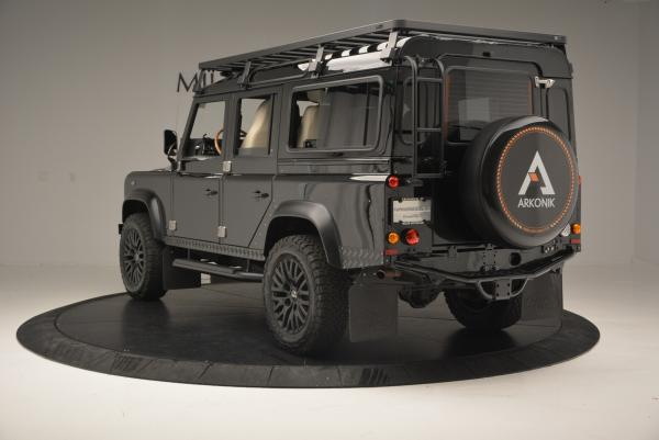 Used 1985 LAND ROVER Defender 110 for sale Sold at Pagani of Greenwich in Greenwich CT 06830 4