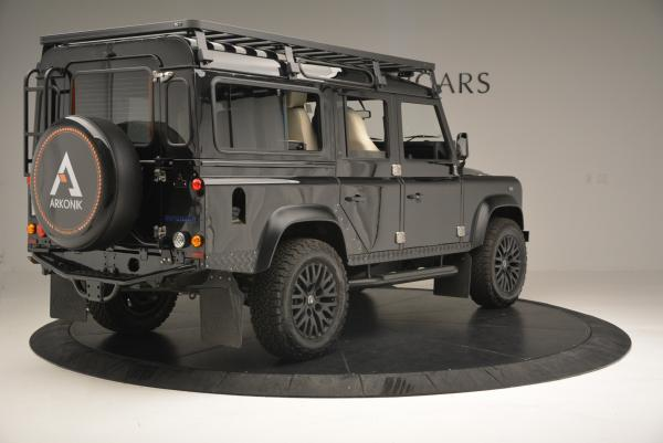 Used 1985 LAND ROVER Defender 110 for sale Sold at Pagani of Greenwich in Greenwich CT 06830 7