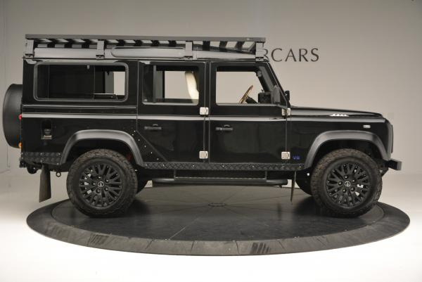 Used 1985 LAND ROVER Defender 110 for sale Sold at Pagani of Greenwich in Greenwich CT 06830 8