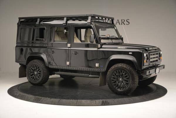 Used 1985 LAND ROVER Defender 110 for sale Sold at Pagani of Greenwich in Greenwich CT 06830 9
