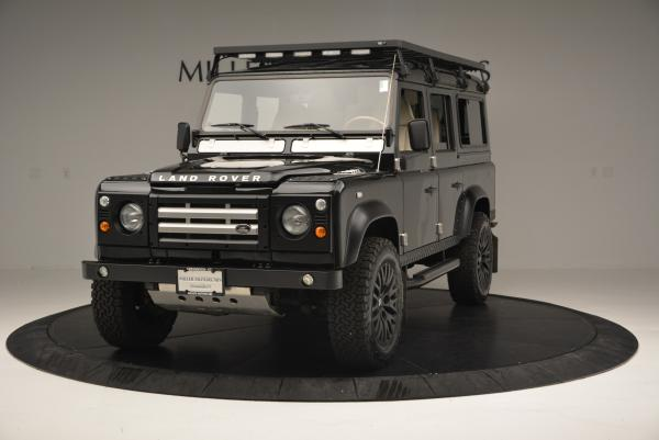 Used 1985 LAND ROVER Defender 110 for sale Sold at Pagani of Greenwich in Greenwich CT 06830 1