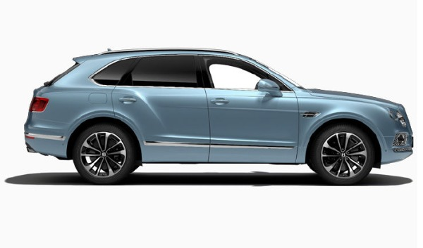 Used 2017 Bentley Bentayga for sale Sold at Pagani of Greenwich in Greenwich CT 06830 3